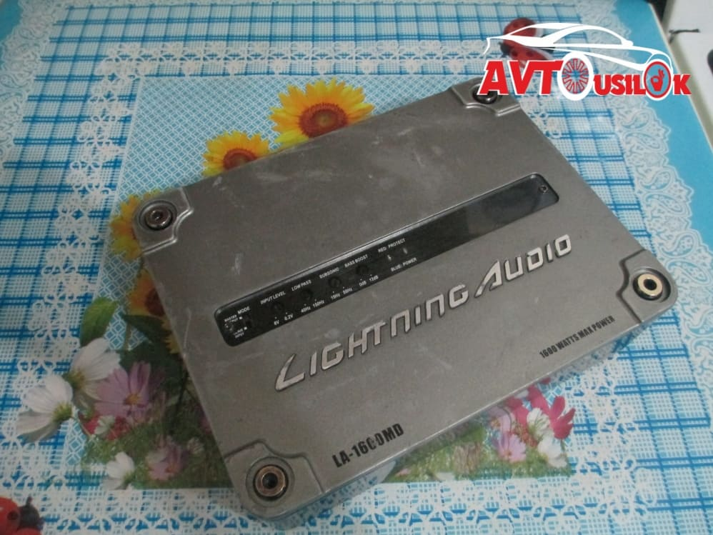Lightning Audio LA 1600MD 012