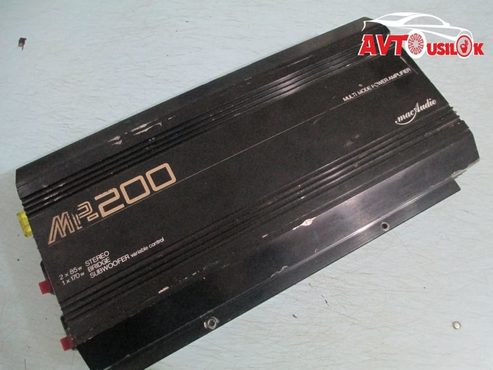 Mac Audio MP 200 001